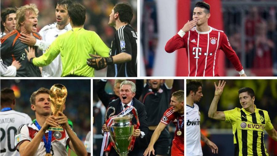 Deportes Deportes Los 5 peligros del Bayern que amenazan al Real Madrid