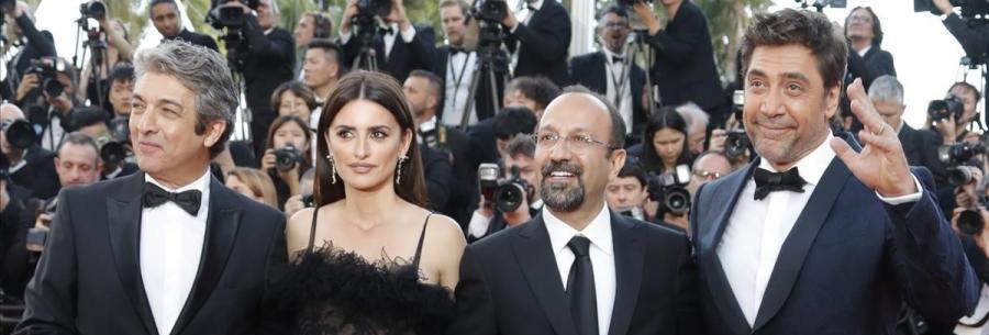 Cultura Cultura Penélope y Bardem se lucen y salvan a Farhadi