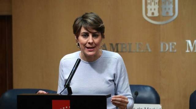 Actualidad Actualidad La portavoz de Podemos Madrid toca fondo: traicionada, sola y odiada por Errejón