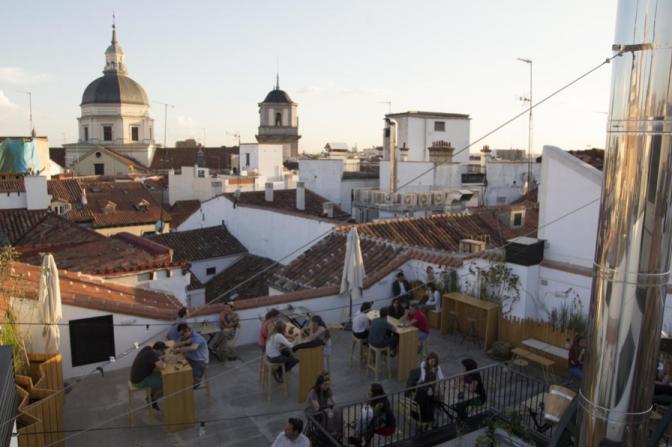 Restaurantes Restaurantes Las azoteas de Madrid por las que tienes que pasarte este verano