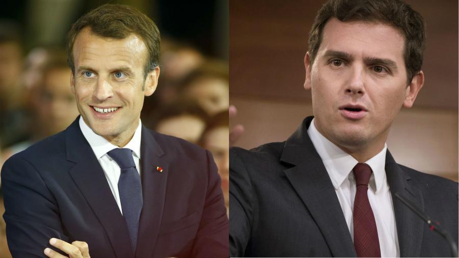 Actualidad Actualidad Rivera crea una plataforma a lo Macron para superar el modelo de partidos y atraer nuevos votantes
