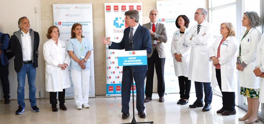 Actualidad Actualidad El Gregorio Marañón realiza otro trasplante cardiaco infantil ABO incompatible