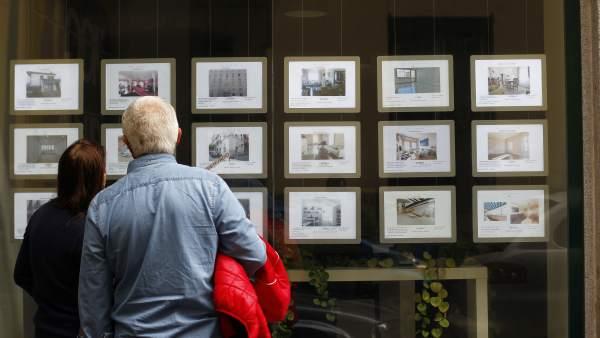 Actualidad Actualidad La vivienda usada alcanza en Madrid su precio más alto en nueve años