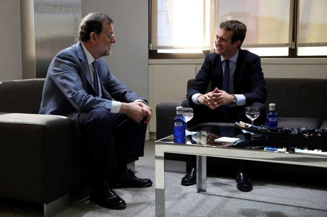 Actualidad Actualidad Pablo Casado transmitirá a Pedro Sánchez que no apoyará el techo de gasto