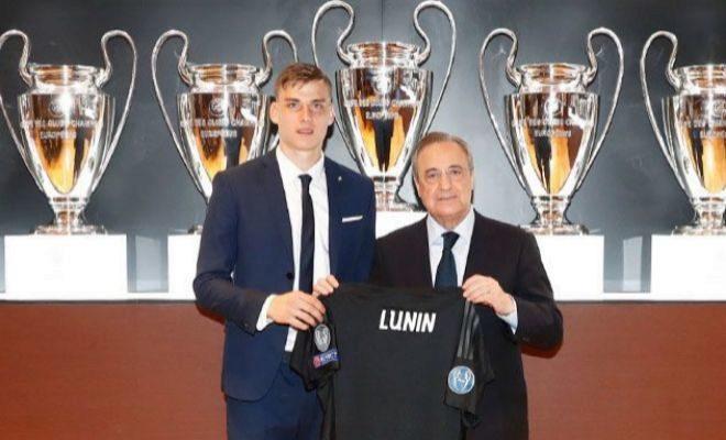 Deportes Deportes ¿Quién es Andriy Lunin, el nuevo portero del Real Madrid?